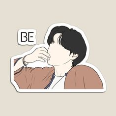Bts Taehyung, Life Goes On, Bts Video, Sticker Design, Kpop, To Go, Stickers, Anime, Cute Stickers