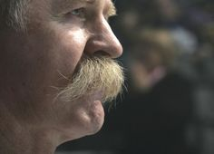 The 10 Best Mustaches In Sports History Lanny Mcdonald, Cool Mustaches, Older Men, Hockey Players, Moustache, Facial Hair, Bing Images, History, Sports