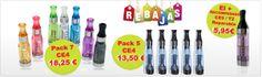 REBAJAS - claromizadores CE4 para tu cigarrillo electrónico ofertas y descuentos http://www.vapvapor.es/claromizador-cigarrillo-electronico