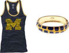 #Michigan Wolverines #BeatOhio #PinToWin