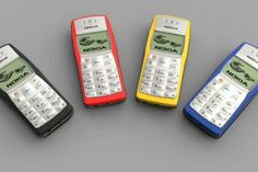 Nokia 1100 With Android Lollipop Microsoft, Used Cell Phones, Mobile Price, Display Resolution, Android Smartphone, Office Phone, Science And Technology, Landline Phone, Retro