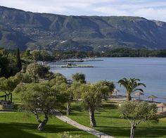 Korfu - Dassia Chandris Hotel****, 7 Tage inkl HP ab 544,- EUR