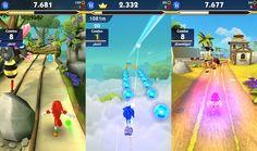 Sonic Dash 2: Sonic Boom llega a la App Store