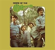 More Of The Monkees ~ one of my favourite albums from my childhood!  R.I.P. Davey Jones