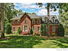 8914 Laurelwood Lane $800,000 5 acres includes full guest house-perfect for multi-generational living Marvin Ridge schools