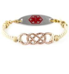 Renee Medical ID Bracelet