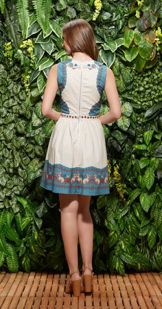 Só na Antix Store você encontra Vestido As Lebres de Gales com exclusividade na internet