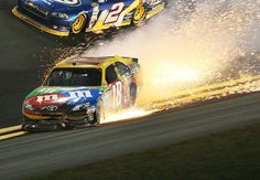 Kyle Busch shows Earnhardt-like talent with The Save