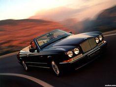 Bentley azure 2001