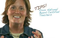 Tips! From National Board Certified Teachers
