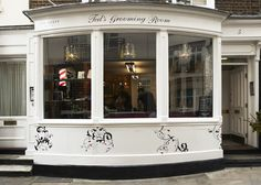 Ted Baker Grooming Room Exterior Photo