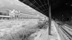 Canfranc International Railway Station, Canfranc, Spain © Kari Hiltunen 2011