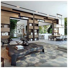 Een #design #salontafel met prachtig gevormde ringen die doen lijken of je een deel van een boom in huis haalt. De #Linteloo #Isola van #Roderick #Vos.