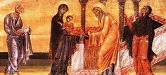 Intampinarea Domnului sau Stretenia