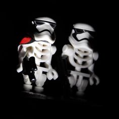 Death Troopers. Yeah I know they're not skeletons. by myst33ry