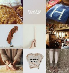 "Molly Weasley Aesthetic  ""You – will – never – touch – our – children – again!"" - Molly Weasley,  Harry Potter and the Deathly Hallows"
