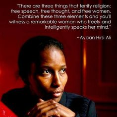 "Ayaan Hirsi Ali: Rael awarded this Dutch feminist, writer and politician the title of Honorary Guide on Feb. 6, 2006. Born in Somalia, she left her native country at 22 to escape from an arranged marriage and found refuge in the Netherlands, where she later became an elected representative. A strong advocate of the freedom of Muslim women, she became a target of Islamic extremists. Theo Van Gogh, director of ""Soumission,""......"