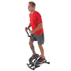small elliptical machine. Hey Mom this will fit in your house.
