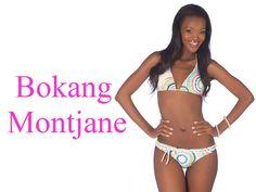 Bokang Montjane Miss South Africa wallpaper