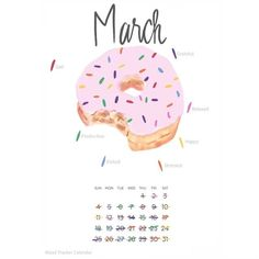 bullet journal mood tracker | donut sprinkles