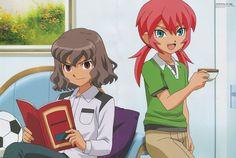 Inazuma Eleven Go Poster Promo Kirino Ranmaru Shindou Takuto Minamisawa Atsushi | eBay