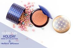 Guerlain Christmas Collection 2016 • Météorites Perle de Légende, Terracotta Terra India