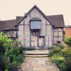 K Williams Stratford Upon Avon glimpse | William Shakespeare (1564-1616) on Pinterest | William ...