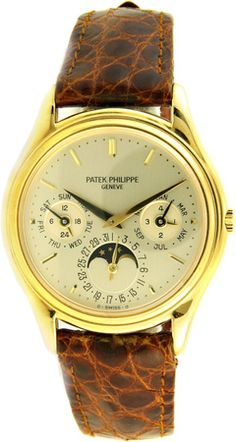 Patek Philippe 3940 J Perpetual Calendar Moonphase