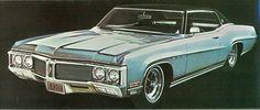1970 Buick LeSabre 2 Door Hardtop