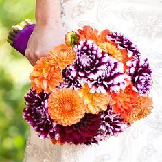 Wedding Color Orange - Orange Wedding Ideas