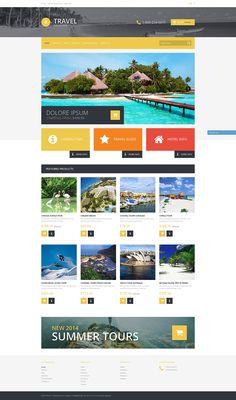 Travel Destinations Shopify Theme New Screenshots BIG
