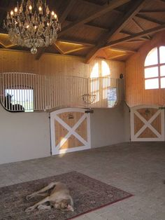 Natural stable interior