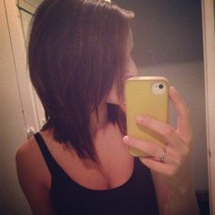 A-line bob haircut....kinda of want to do this!!! Should I???