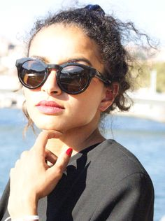 @heclassytime is so chic and cute with her pair of Givenchy sunglasses http://www.visiondirect.com.au/designer-sunglasses/Givenchy/Givenchy-GV-7007S-807NR-307835.html