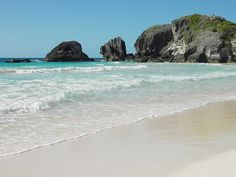Horseshoe Bay Bermuda Island.  Snowing in Boston and I am dreaming of my May cruise!