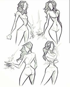 what to draw sketches Body Reference Drawing, Body Drawing, Art Reference Poses, Hand Reference, Drawing Faces, Female Pose Reference, Drawing Hair, Anatomy Sketches, Drawing Sketches