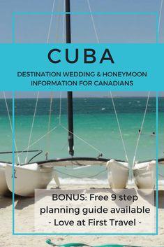 Cuba Destination Weddings Varadero Cayo Coco Cato Santa Maria