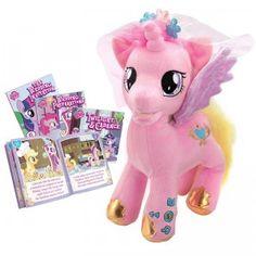 My Little Pony Princess Cadance Animated Storyteller