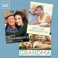 Grandparents Day is September 8th!