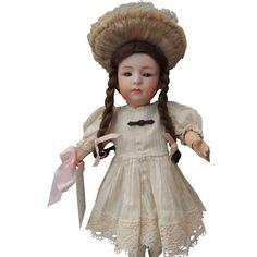 """10.5 """" Gerbruder Heubach doll. from thetenderyears on Ruby Lane"""