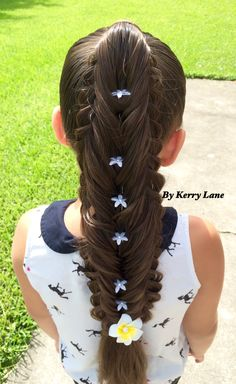 Expanded Twisted Edge Braid