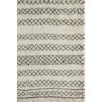 Maya Ivory 7 ft. 10 in. x 9 ft. 10 in. Indoor Area Rug