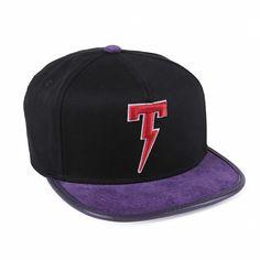 TACKMA RAPTORS STRAP BACK - RED/BLACK/PURPLE Men's Hats, Raptors, Hats For Men, Red Black, All Star, Cap, Fresh, Suits, Purple