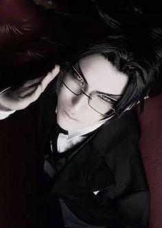 Character: Claude Faustus / Manga: Kuroshitsuji / Anime: Kuroshitsuji –Black Butler / Cosplayer: on IG Cosplay Lindo, Cosplay Boy, Cosplay Anime, Epic Cosplay, Cute Cosplay, Cosplay Makeup, Amazing Cosplay, Cosplay Outfits, Cosplay Costumes