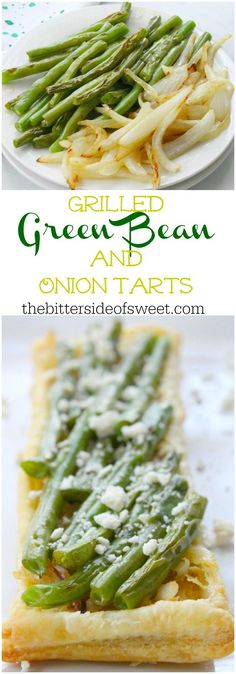 Grilled Green Bean a