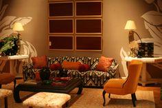 Design Michelle Nussbaumer / Thrift Studio / #livingroom