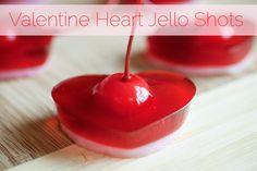 V-day jello shots