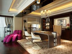 Design Contract Present Elegant Luxury Corporate And Home Office Interior  Design Ideas For Commercial Architects And Interior Designers.
