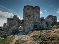 Castillo de los Bobadilla. Moya (Cuenca)