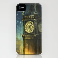 Something for the Nerves iPhone Case - Reminds me of Peter Pan